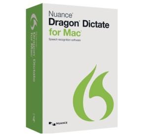 Dragon Dictate 4 Box