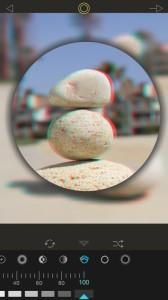 Fragment 3D Effekt