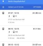 Google Maps Bahn 3