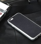 Just Mobile AluFrame Leather 3