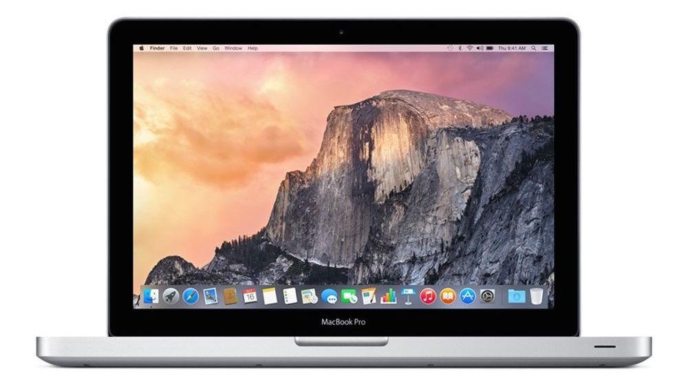 MacBook Pro ohne Retina