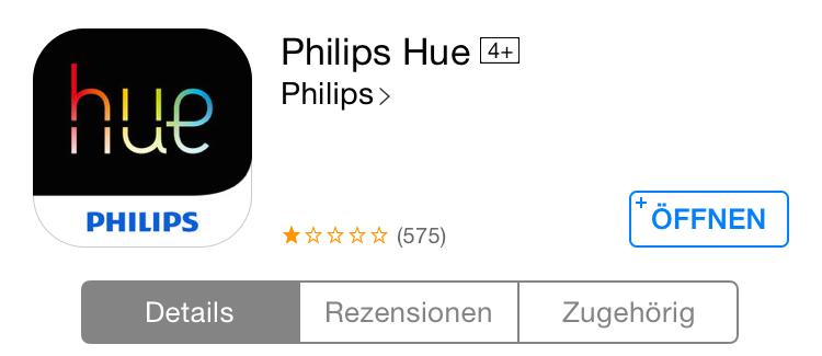 Philips Hue Bewertungen