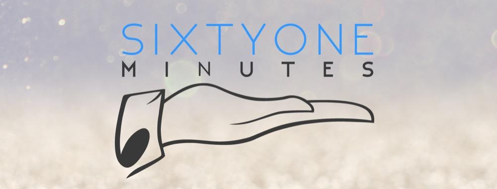 sixyoneminutes_social_quadrat_logo