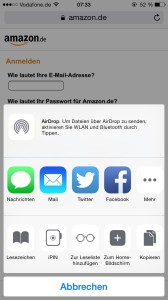 iPIN Safari erweiterung