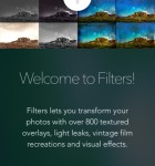 Filters for iPhone 1