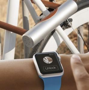 Noke U-Lock Apple Watch