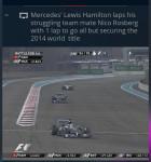 Official F1 App 3