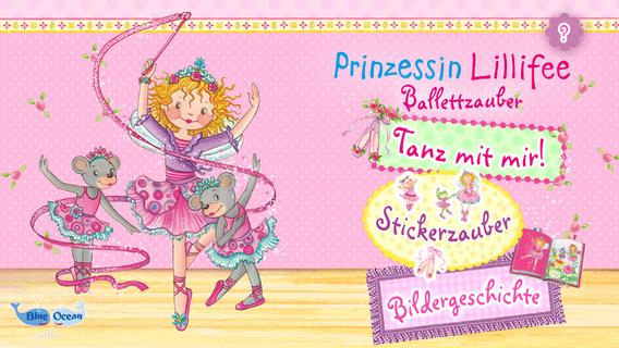 Prinzessin Lillifee Ballettzauber