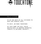 TouchTone 1