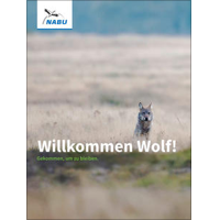 Willkommen Wolf Icon