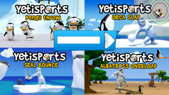 Yetisports Collection