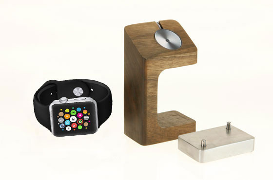 dodocase charging stand apple watch 1