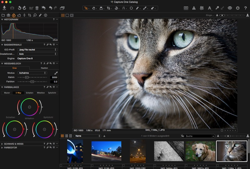 Capture One Pro 8 Mac