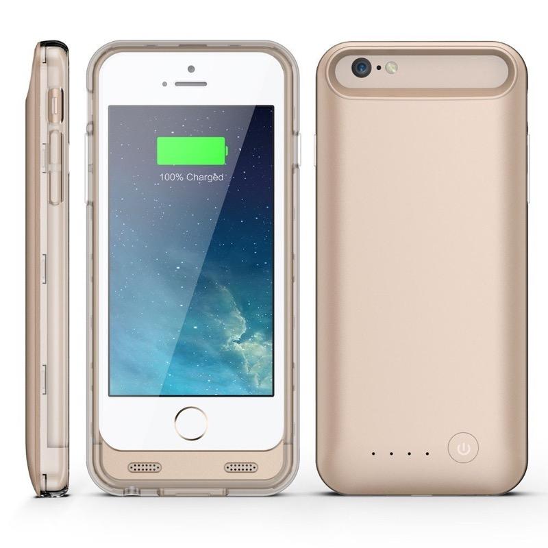 EasyAcc Akkucase iPhone 6 2