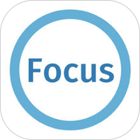 Focus Your Productivity Timer Icon
