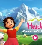 Heidi - Abenteuer in den Bergen 1