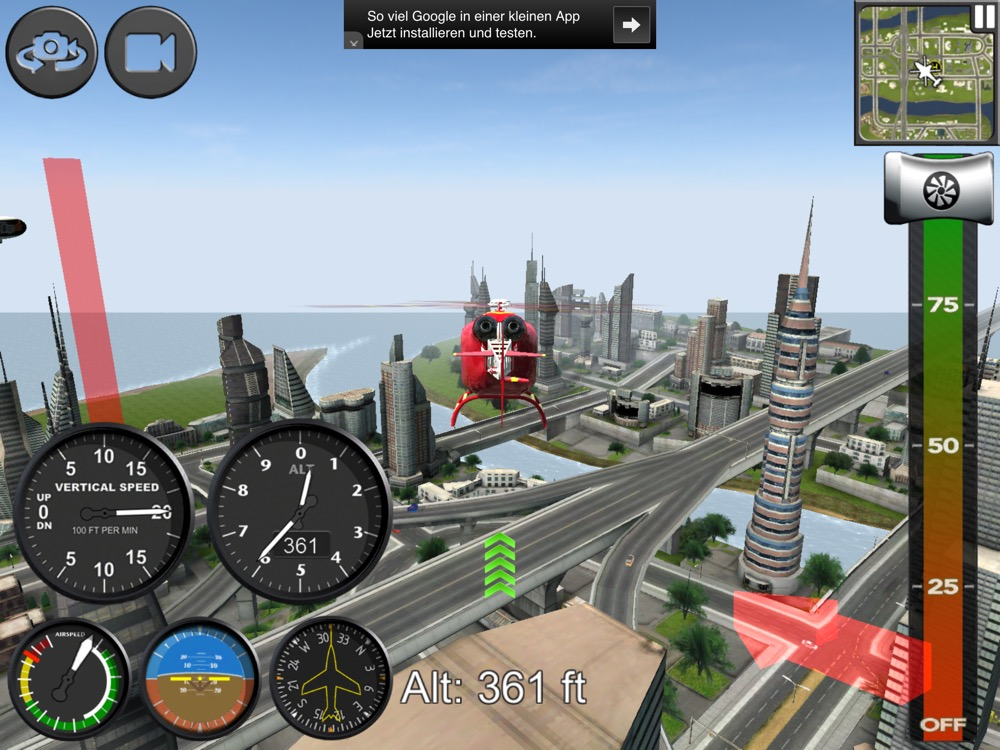 Helicopter Flight Simulator Online 2015