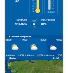 WeatherPro Mini Fenster