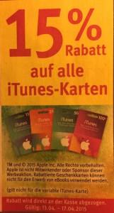 iTunes Rossmann