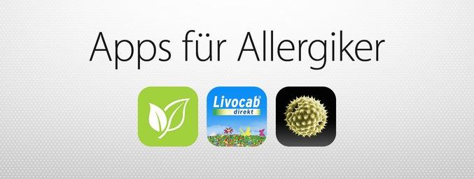 Apps fuer Allergiker
