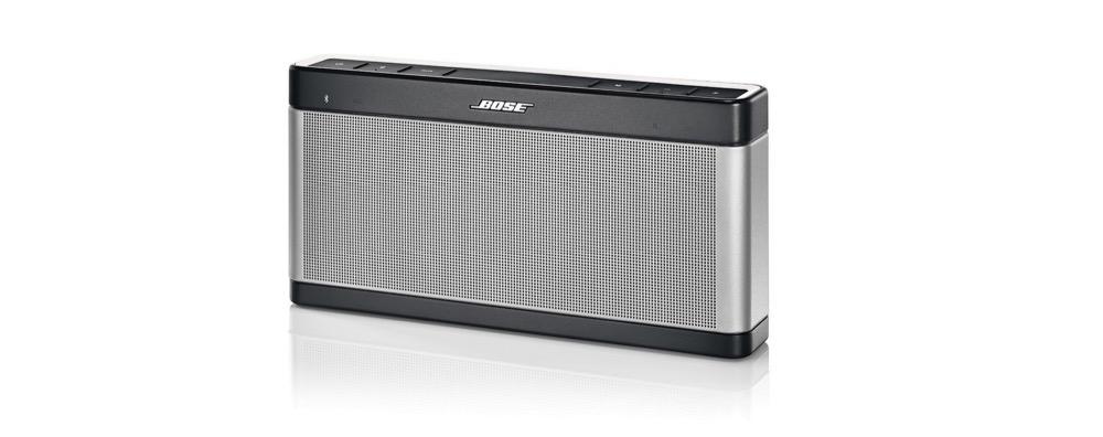 Bose Soundlink speaker iii