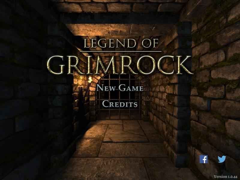 Legend of Grimrock 1