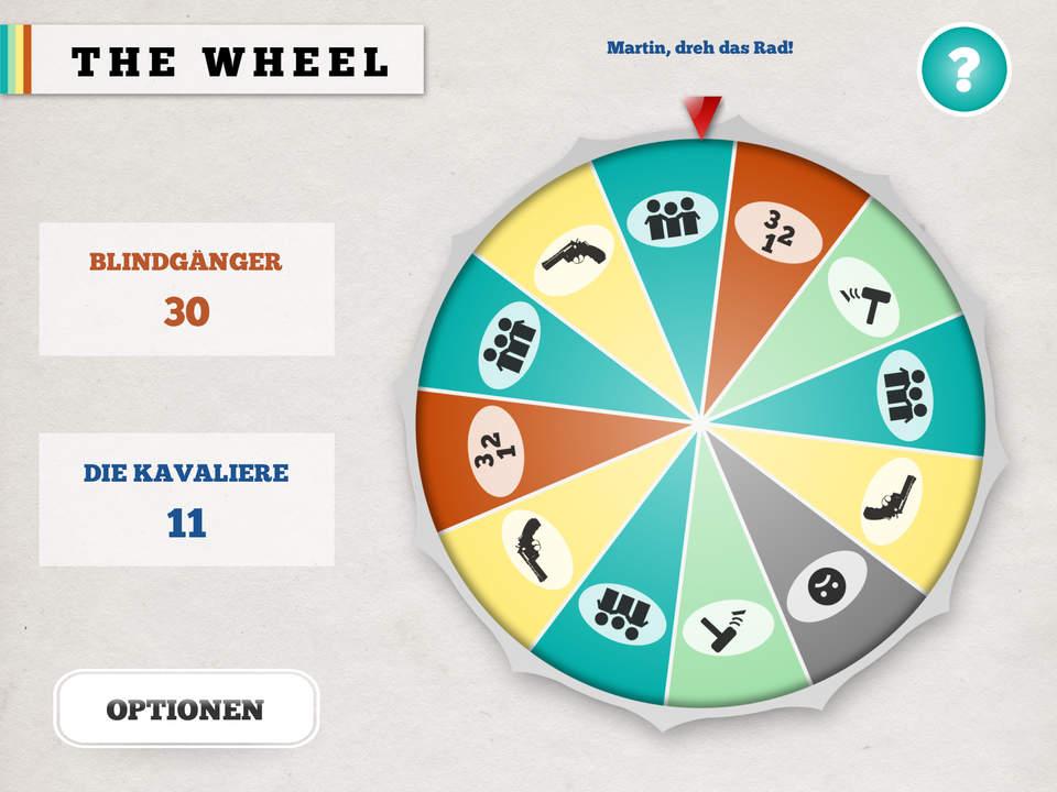 The Wheel 1