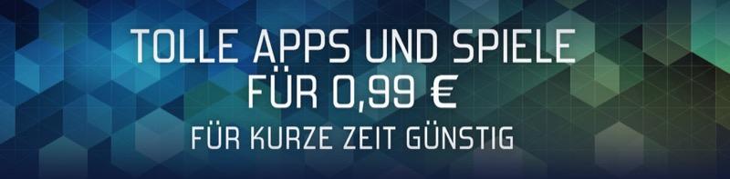 Tolle Apps und Spiele