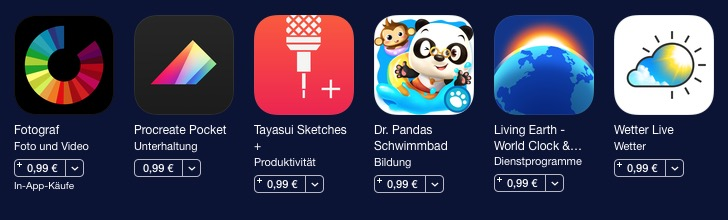 Tolle Apps