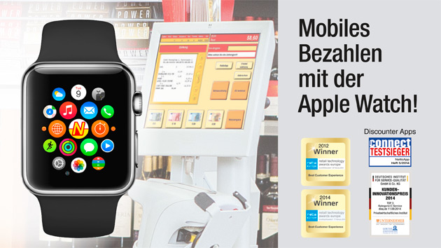 apple watch netto
