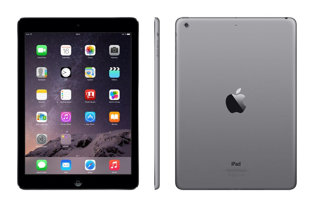 iPad Air Spacegrau
