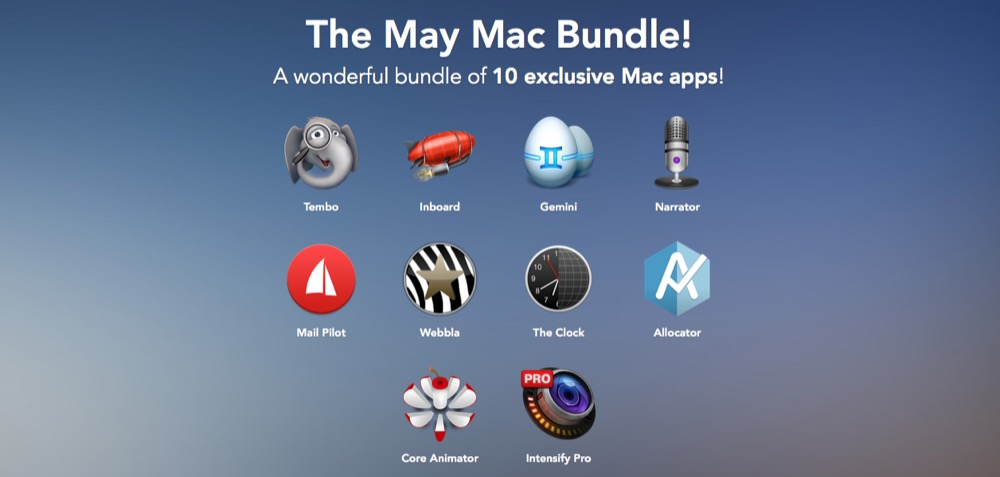 may mac bundle