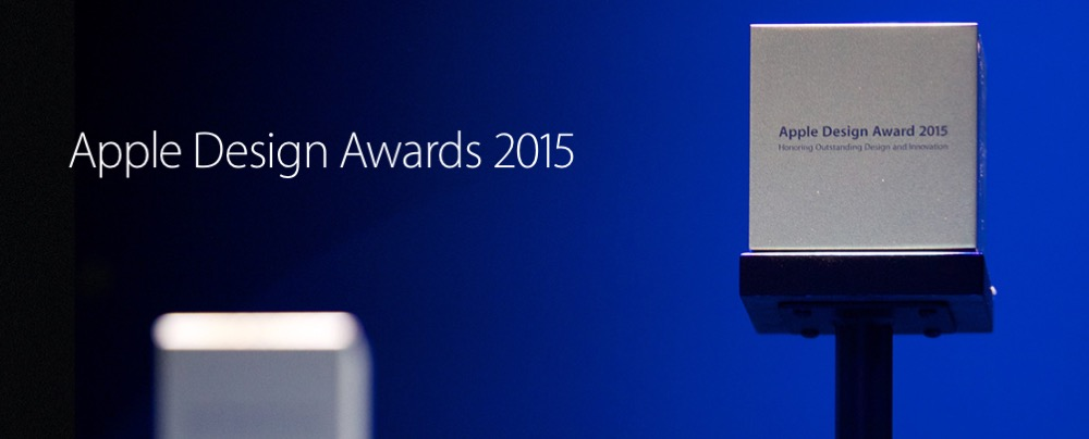 Apple Design Award 2015
