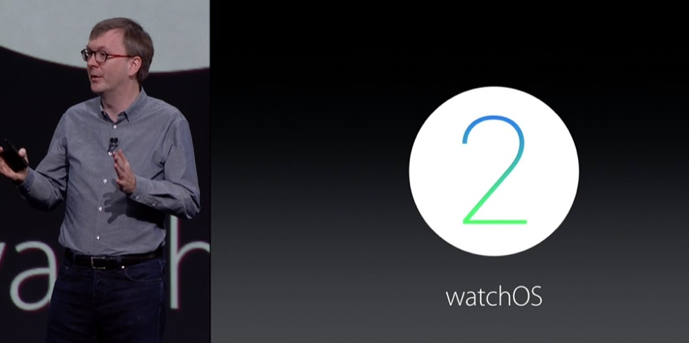 Apple WWDC Keynote 1
