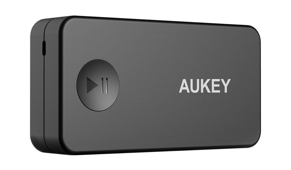 aukey bluetooth adapter zum nachr sten. Black Bedroom Furniture Sets. Home Design Ideas