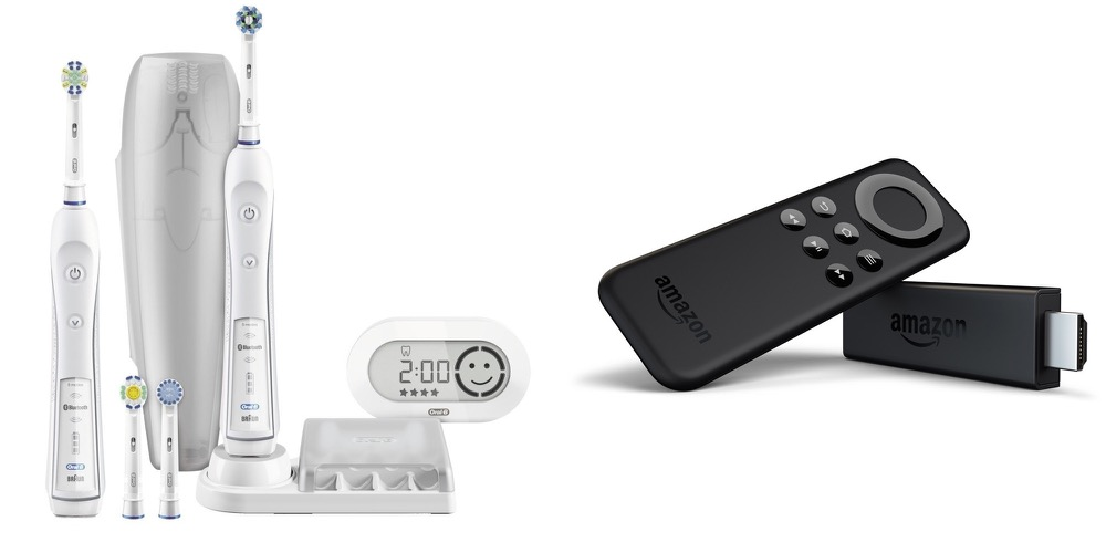 Oral B Pro 6500 fire tv stick