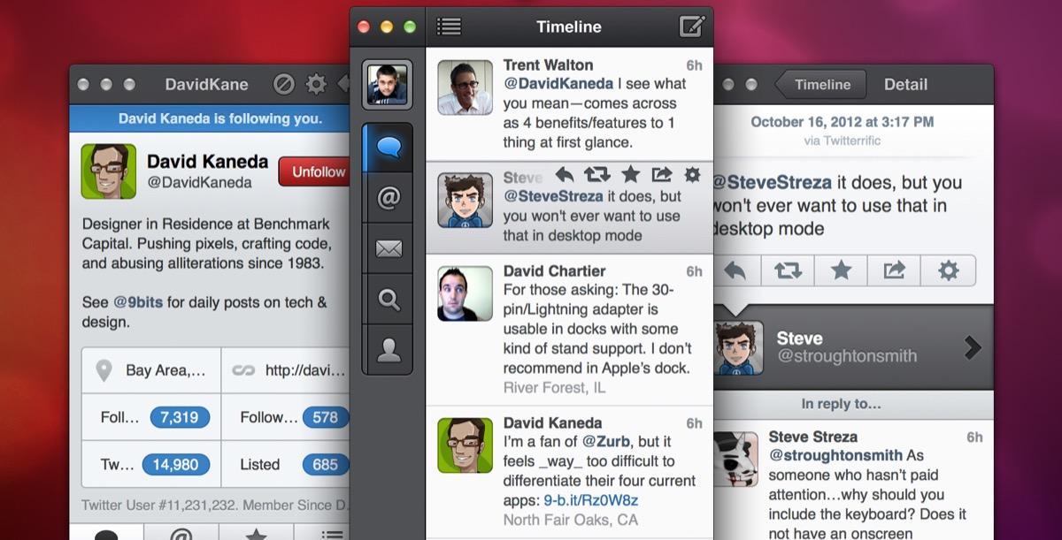 tweetbot f r twitter erstmals g nstiger im mac app store. Black Bedroom Furniture Sets. Home Design Ideas