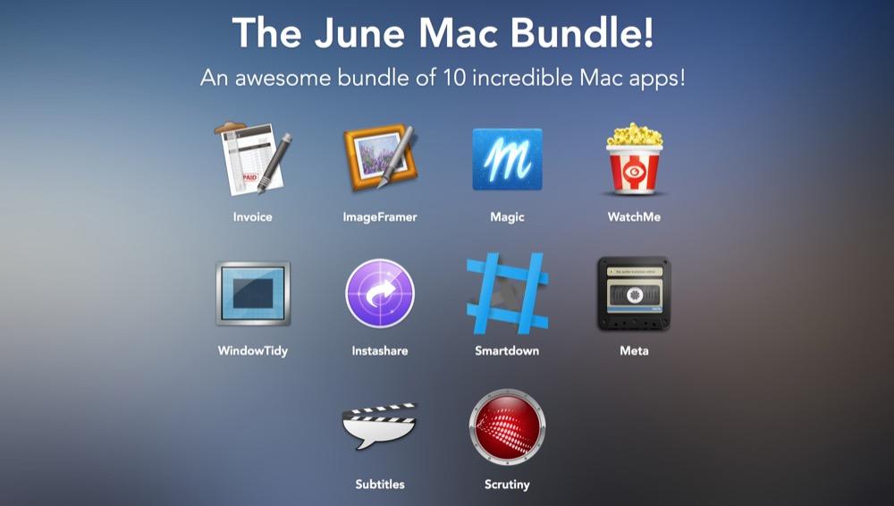 june mac bundle