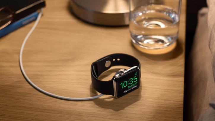 watchOS 2 alarm