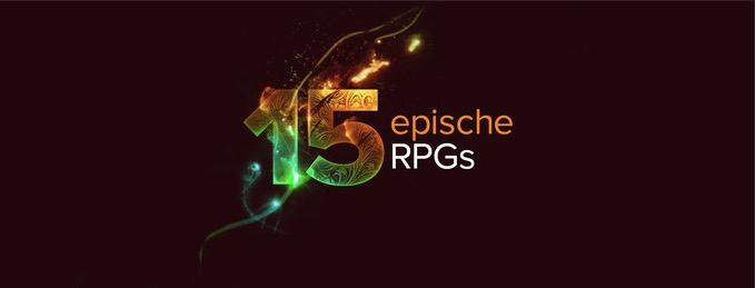 15 epische rpgs