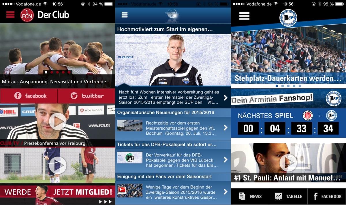 2 Bundesliga Top 3