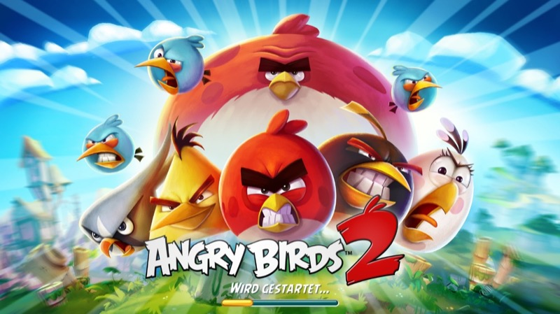 Angry Birds 2 Banner