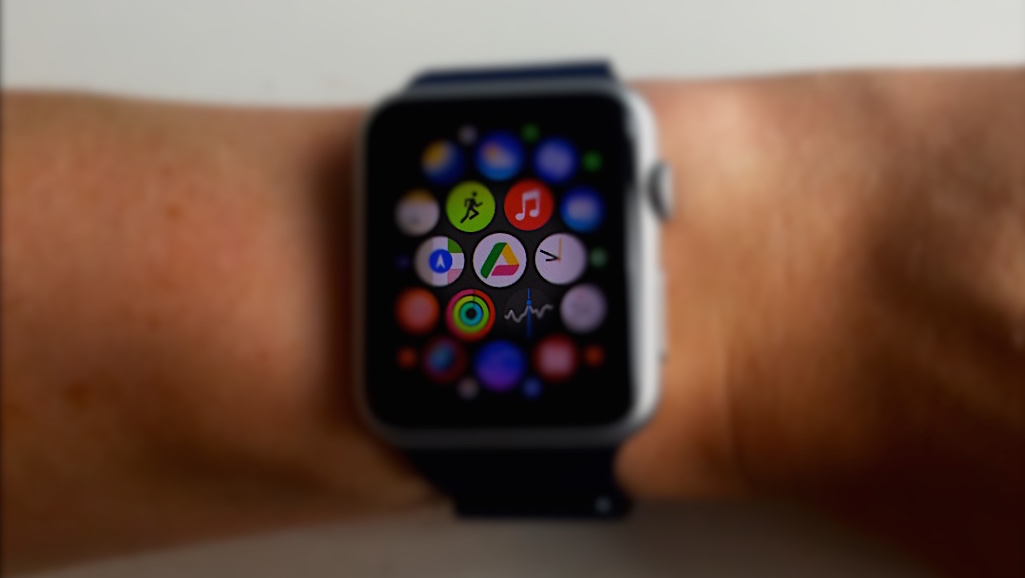 Appgefahren Apple Watch