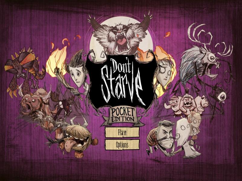 Dont Starve Pocket Edition 1