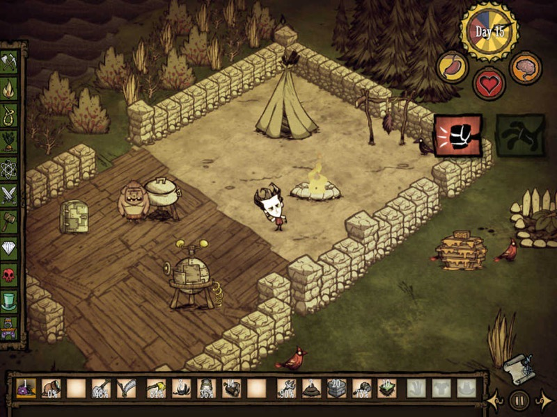 Dont Starve Pocket Edition 3