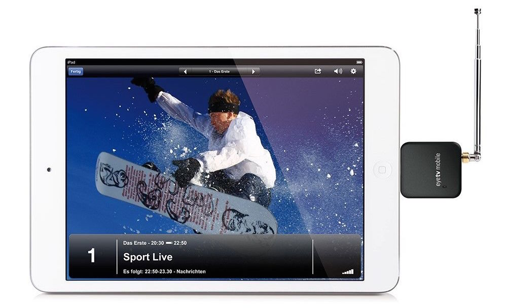Elgato EyeTV Mobile iPad