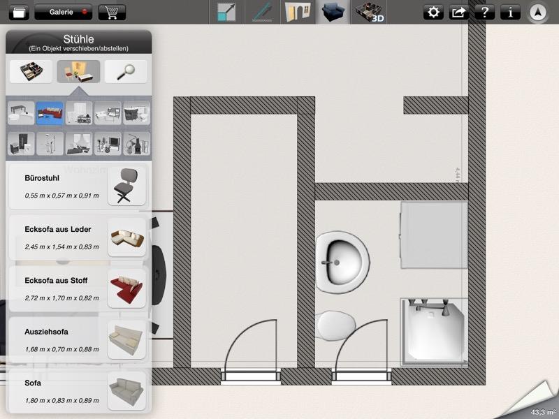 Home Design 3d Gold Inneneinrichtung Leicht Gemacht