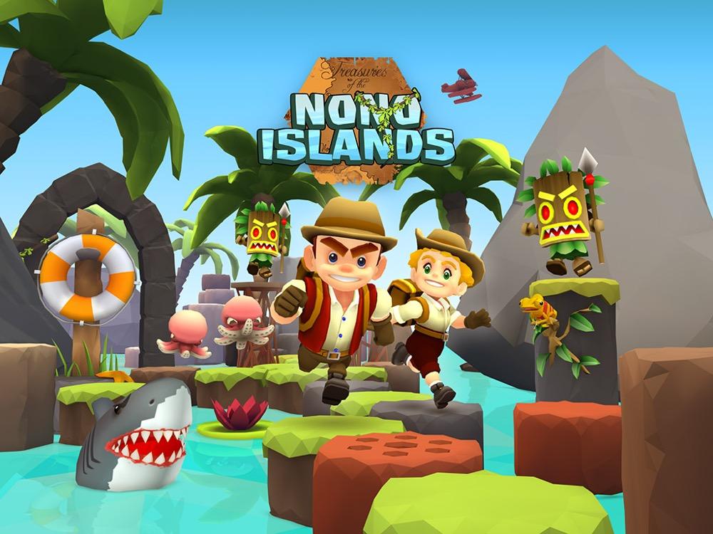 Nono Islands Banner