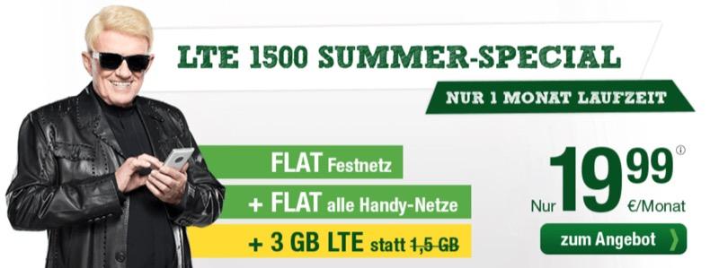 SmartMobil LTE 1500