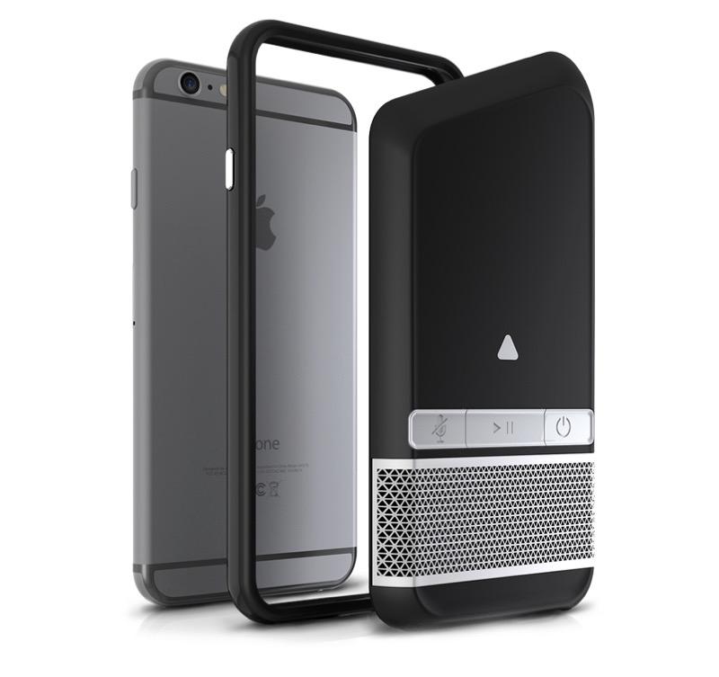 ZAGG Speaker Case 1